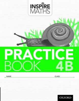 Inspire Maths: Practice Book 4B (Pack of 30) - Inspire Maths