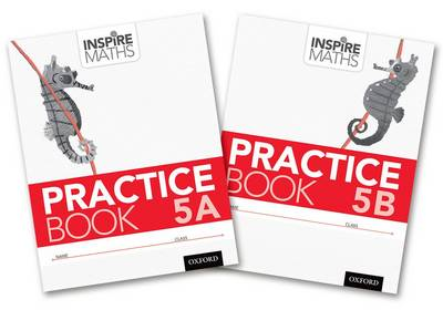 Inspire Maths: Practice Book 5 AB (Mixed Pack) - Inspire Maths