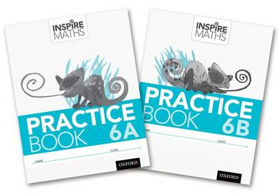 Inspire Maths: Practice Book 6 AB (Mixed Pack) - Inspire Maths