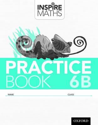 Inspire Maths: Practice Book 6B (Pack of 30) - Inspire Maths
