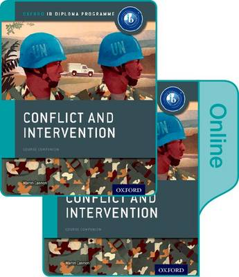 Conflict and Intervention: IB History Print and Online Pack: Oxford IB Diploma Programme