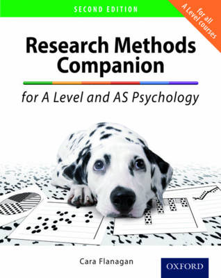 The Research Methods Companion for A Level Psychology (Paperback)