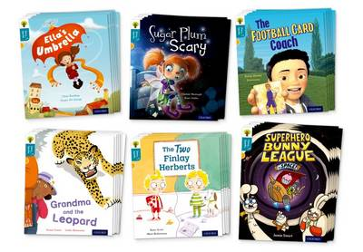 Oxford Reading Tree Story Sparks: Oxford Level 9: Class Pack of 36 - Oxford Reading Tree Story Sparks