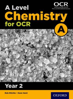 A Level Chemistry for OCR A: Year 2 (Paperback)
