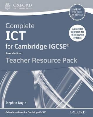 Complete ICT for Cambridge IGCSE Teacher Pack