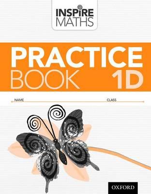 Inspire Maths: Practice Book 1D (Pack of 30) - Inspire Maths
