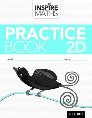 Inspire Maths: Practice Book 2D (Pack of 30) - Inspire Maths