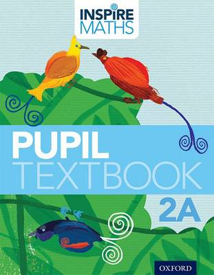Inspire Maths: Pupil Book 2A (Pack of 30) - Inspire Maths