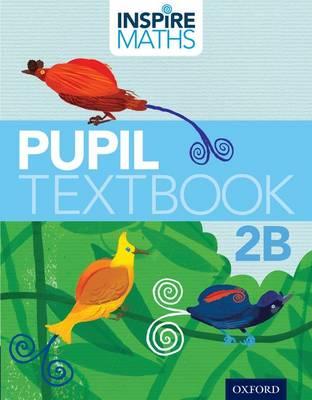 Inspire Maths: Pupil Book 2B (Pack of 30) - Inspire Maths