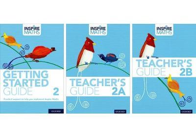 Inspire Maths: Year 2 Teacher's Pack - Inspire Maths