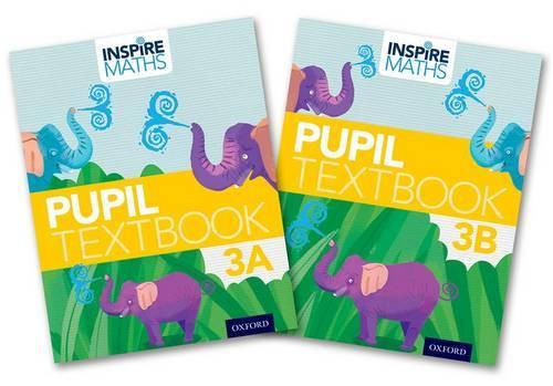 Inspire Maths: Pupil Book 3 AB (Mixed Pack) - Inspire Maths