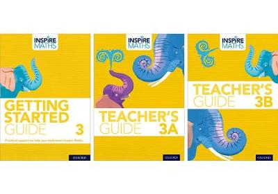 Inspire Maths: Year 3 Teacher's Pack - Inspire Maths