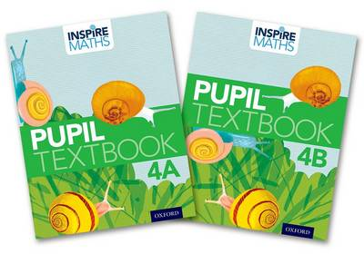 Inspire Maths: Pupil Book 4 AB (Mixed Pack) - Inspire Maths