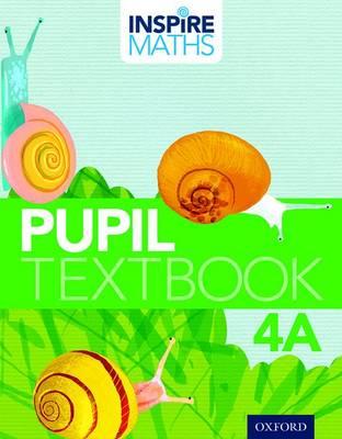 Inspire Maths: Pupil Book 4A (Pack of 30) - Inspire Maths