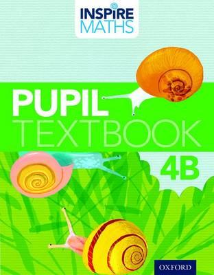 Inspire Maths: Pupil Book 4B (Pack of 30) - Inspire Maths