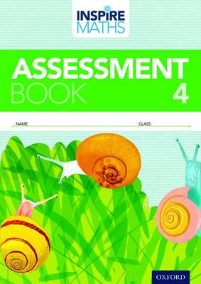Inspire Maths: Pupil Assessment Book 4 (Pack of 30) - Inspire Maths