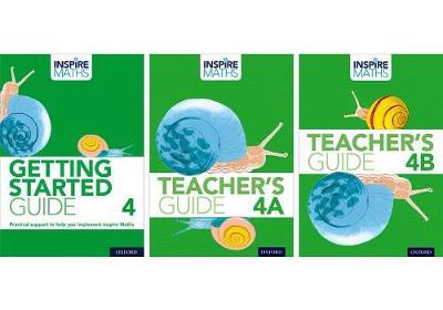 Inspire Maths: Year 4 Teacher's Pack - Inspire Maths