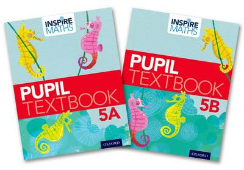 Inspire Maths: Pupil Book 5 AB (Mixed Pack) - Inspire Maths