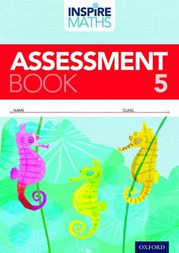 Inspire Maths: Pupil Assessment Book 5 (Pack of 30) - Inspire Maths