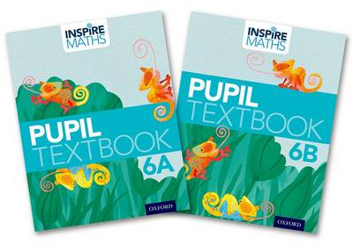 Inspire Maths: Pupil Book 6 AB (Mixed Pack) - Inspire Maths
