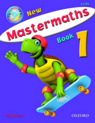 Maths Inspirations: Y3/P4: New Mastermaths: Pupil Book - Maths Inspirations (Paperback)