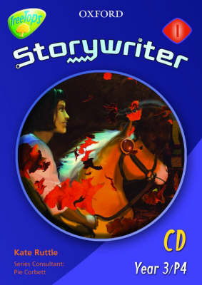 Oxford Reading Tree: Y3/P4: TreeTops Storywriter: CD-ROM: Single User Licence (CD-ROM)