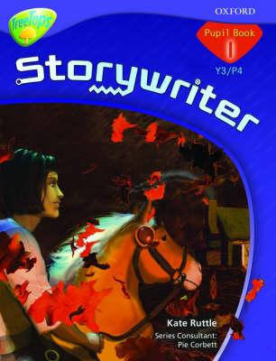 Oxford Reading Tree: Y3/P4: TreeTops Storywriter 1: Pupil Book (Paperback)