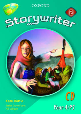 Oxford Reading Tree: Y4/P5: TreeTops Storywriter: CD-ROM: Single User Licence (CD-ROM)