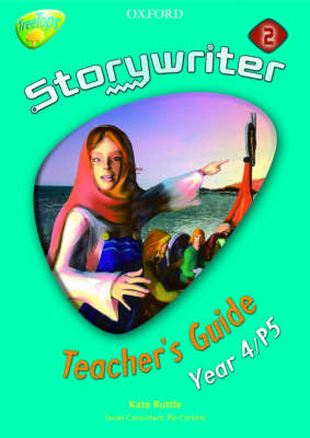 Oxford Reading Tree: Y4: Treetops Storywriter 2: Fiction Teacher's Guide (Paperback)