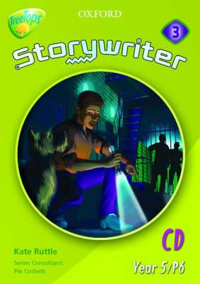 Oxford Reading Tree: Y5/P6: Treetops Storywriter: CD-ROM: Single User Licence (CD-ROM)