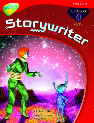 Oxford Reading Tree: Y6/P7: TreeTops Storywriter 4: Pupil Book (Paperback)