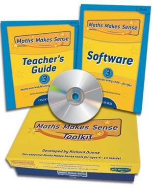 Maths Makes Sense: Year 3: Teacher's Kit - Maths Makes Sense