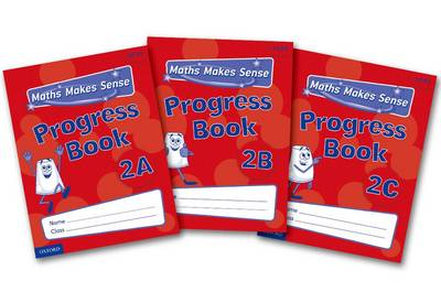 Maths Makes Sense: Y2: ABC Progress Books Mixed Pack - Maths Makes Sense