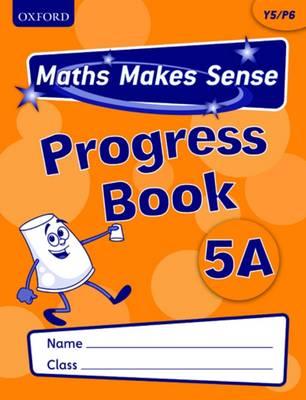 Maths Makes Sense: Y5: A Progress Book Pack of 10 - Maths Makes Sense