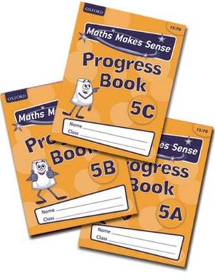 Maths Makes Sense: Year 5: Easy Buy Pupil Kit - Maths Makes Sense