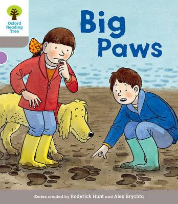 Oxford Reading Tree Biff, Chip and Kipper Stories Decode and Develop: Level 1: Big Paws - Oxford Reading Tree Biff, Chip and Kipper Stories Decode and Develop (Paperback)