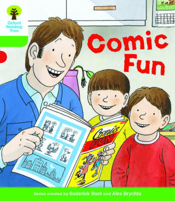 Oxford Reading Tree Biff, Chip and Kipper Stories Decode and Develop: Level 2: Comic Fun - Oxford Reading Tree Biff, Chip and Kipper Stories Decode and Develop (Paperback)