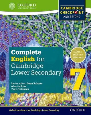 Complete English for Cambridge Lower Secondary 7: Cambridge Checkpoint and beyond (Paperback)
