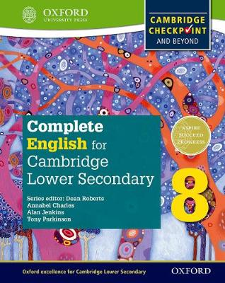Complete English for Cambridge Lower Secondary 8: Cambridge Checkpoint and beyond (Paperback)