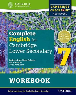 Complete English for Cambridge Lower Secondary Student Workbook 7: For Cambridge Checkpoint and beyond (Paperback)