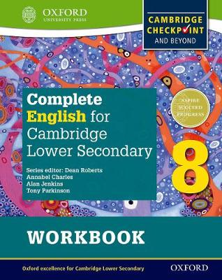 Complete English for Cambridge Lower Secondary Student Workbook 8: For Cambridge Checkpoint and beyond (Paperback)