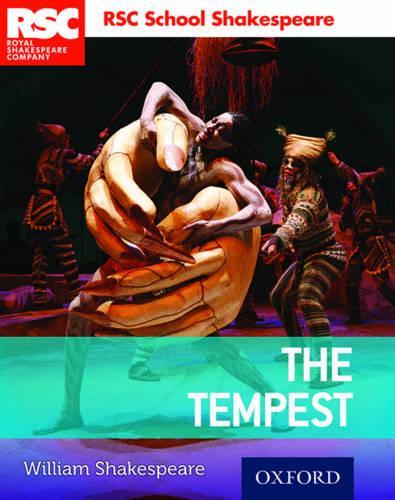 RSC School Shakespeare: The Tempest - RSC School Shakespeare (Paperback)