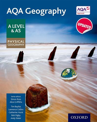AQA Geography A Level & AS Physical Geography Student Book (Paperback)