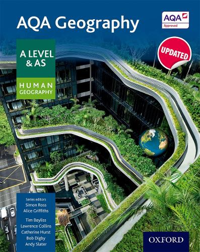 AQA Geography A Level & AS Human Geography Student Book (Paperback)