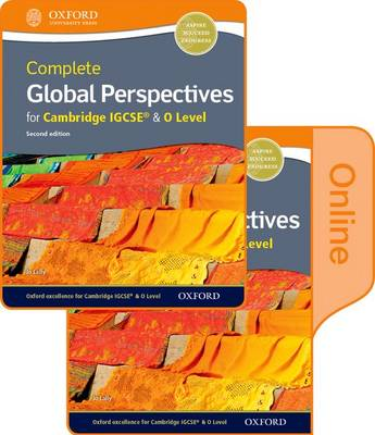 Complete Global Perspectives for Cambridge IGCSE: Print and Online Student Book Pack