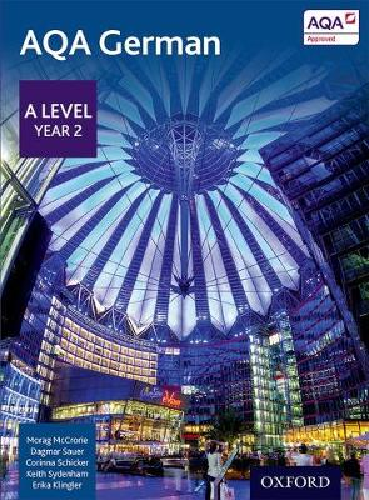 AQA German A Level Year 2 (Paperback)