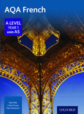 AQA French A Level Year 1 and AS (Paperback)