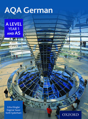 AQA German A Level Year 1 and AS (Paperback)
