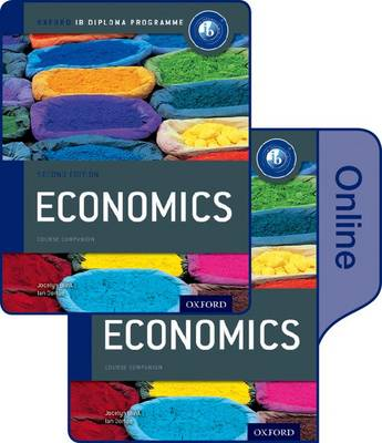 IB Economics Print and Online Course Book Pack