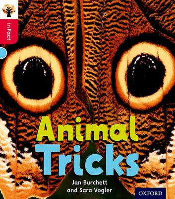 Oxford Reading Tree inFact: Oxford Level 4: Animal Tricks - Oxford Reading Tree inFact (Paperback)